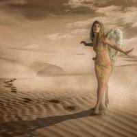Princess of the desert